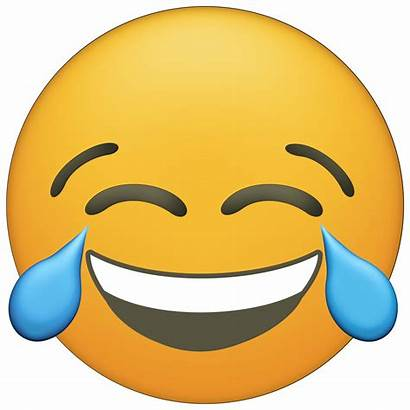 Emoji Laughing Face Printable Faces Crying Transparent