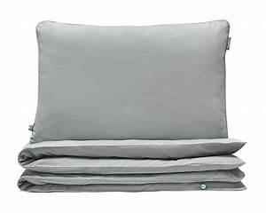 Bettwäsche 200x220 Grau : bettw sche grau uni farbe hochwertige baumwolle ~ Markanthonyermac.com Haus und Dekorationen