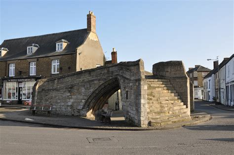 The Ancient ?Trinity Bridge? of Crowland, Lincolnshire   Echoes of the Past