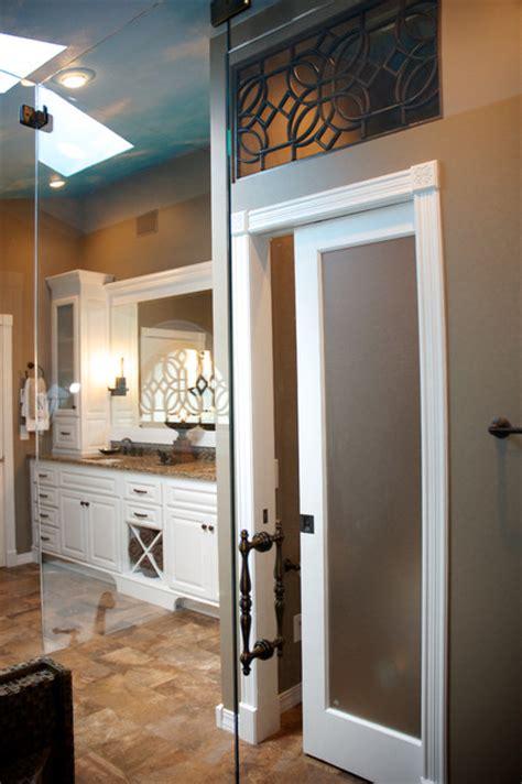 master bathroom closet remodel transitional bathroom