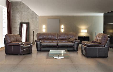 canap vintage cuir marron beautiful fauteuil salon marron gallery lalawgroup us