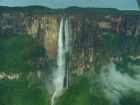 Angel Falls Waterfalls