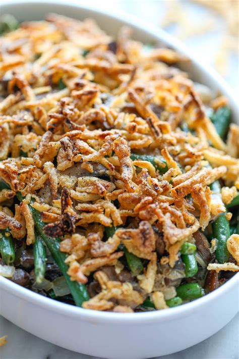 ic friendly recipes easy green bean casserole