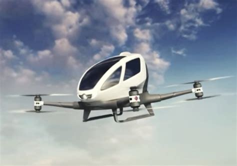 flying taxis could soon be coming to a sky near you