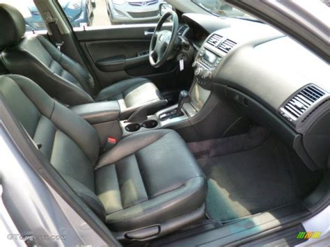 2004 Honda Accord Ex Sedan Interior Color Photos