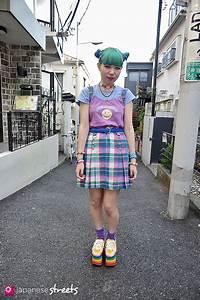 FASHION JAPAN Rie HarajukuTokyoAArtiriorJOE BOXER