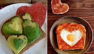 Ideen Für Frühstück : valentinstag men ideen f r romantisches fr hst ck mit toast in herzform freshouse ~ Markanthonyermac.com Haus und Dekorationen