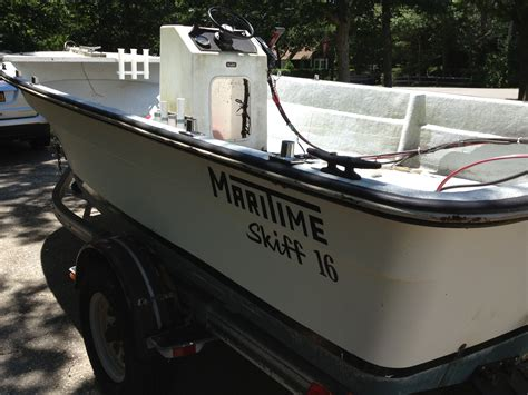 Maritime Skiff Boat Dealers by Maritime Skiff 1690 Boating And Boat Fishing Surftalk