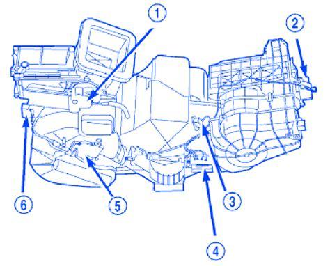 Chrysler Aspen Belt Electrical Circuit Wiring Diagram