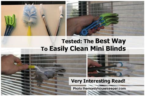how to clean mini blinds tested the best way to easily clean mini blinds