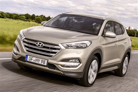 Hyundai Tucson Picture by Hyundai Tucson 2015 Pictures 1 Of 10 Cars Data