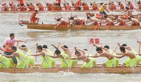 Dragon Boat Racing Today by Quot Dongguan S No 1 Dragon Boat Racing Quot Kicks Off In Wanjiang