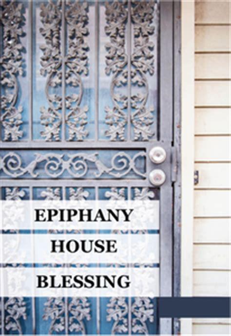 epiphany house blessing  st joan  arc catholic church