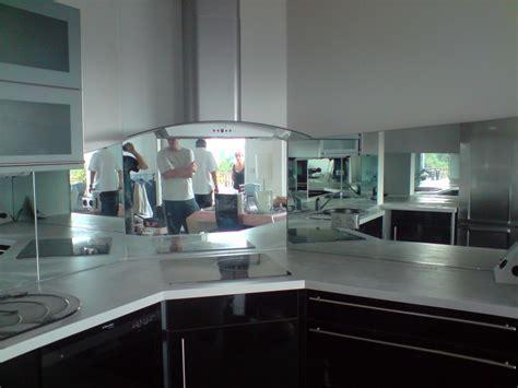 cuisine miroir achat credence murale cuisine miroir crédences cuisine
