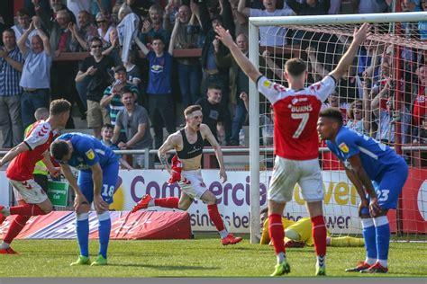 Fleetwood Town vs Peterborough United on 19 Apr 19 - Match ...