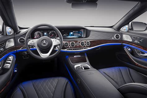 k and k interiors 2019 mercedes maybach s class arrives in style