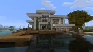 Minecraft Modern Beach House