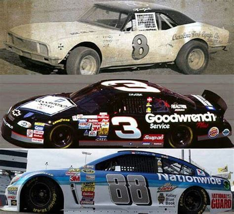 3 Generations Of Earnhardts