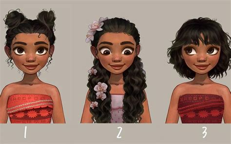 disney princess hair styles an artist reimagined these disney princesses with 3322