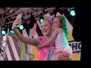 JoJo Siwa - Every Girl's A Super Girl (Official Video ...