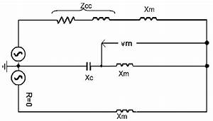 Equivalent Circuit Model For An Ungrounded Wyedelta