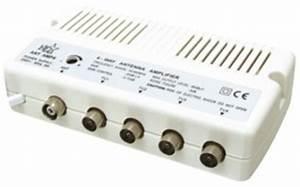 Ampli Pour Antenne Tv : r partiteur ou ampli ~ Premium-room.com Idées de Décoration