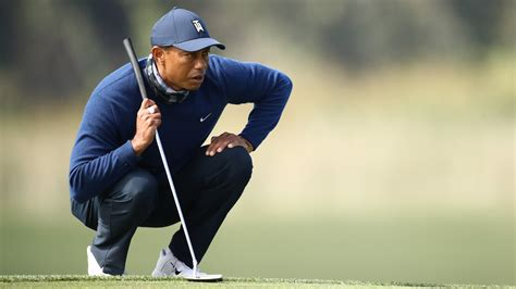 The clubs Tiger Woods is using at the 2020 PGA Championship