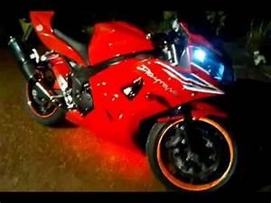 LED Neon Kit for Triumph Daytona 600 Motorcycle