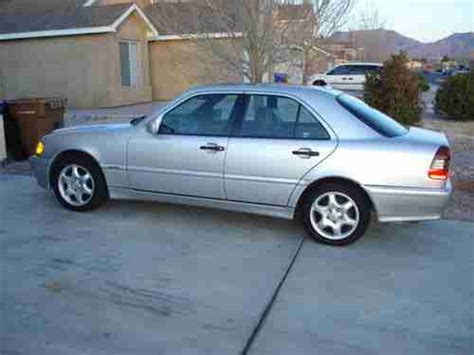 Now i know i havent owned the car for too long to talk about maintenance and such. Purchase used 2000 Mercedes C230 Kompressor Sport edition ...