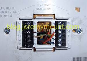Wiring Diagram For Weathertron Thermostat