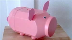 Sparschwein Aus Pappmache : basteln ~ Orissabook.com Haus und Dekorationen
