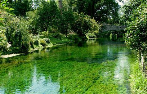 Il Giardino Di Ninfa Cisterna Di Latina Lazio  The Golden