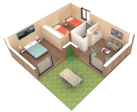 petit espace cuisine agrandir sa maison avec une construction extension en bois