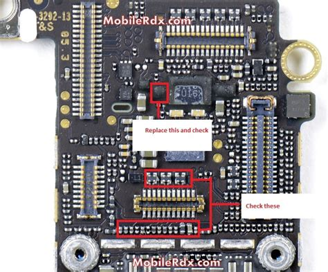 iphone 5 touch screen not working after screen replacement iphone archives mobilerdx