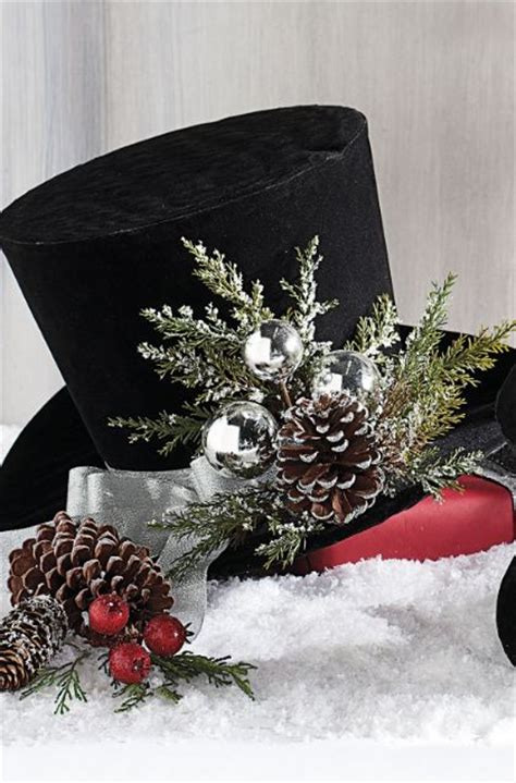 top hat centerpieces ideas  pinterest coffee