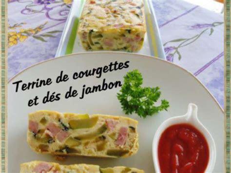 ghislaine cuisine recettes de terrine de courgettes de ghislaine cuisine