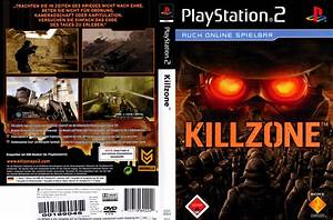 Killzone Playstation 2 cover german | German DVD Covers