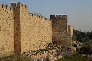 Ancient Walls Of Jerusalem Photograph by Rita Adams