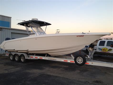 Bay Boat Twin Engine by 3g Offshore Galveston Bay Fishing Charters Deep Sea Bay