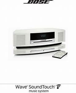 Bedienungsanleitung Bose Wave Sound Touch  Seite 1 Von 26