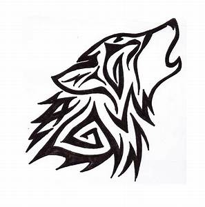 wolf_tribal | Flickr - Photo Sharing!