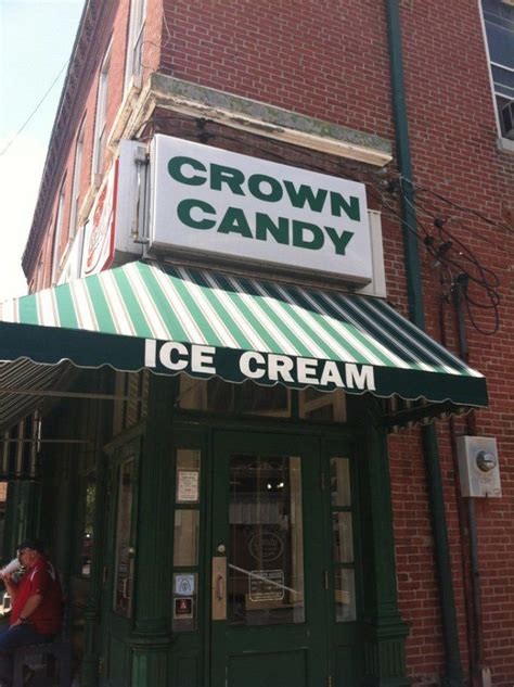 crown candy kitchen st louis   st louis