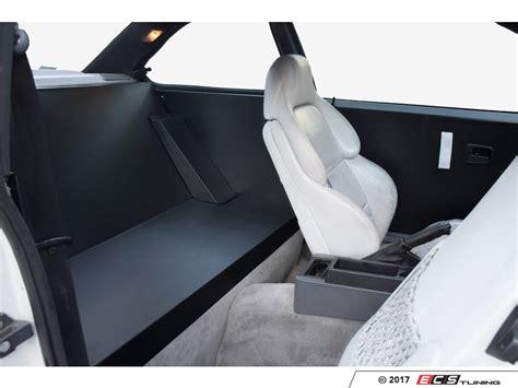 mkah motorsports  fbsd  full rear seat delete panels