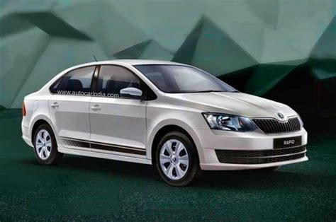 Skoda Rapid Rider Plus launched at Rs. 7.99 lakh ...