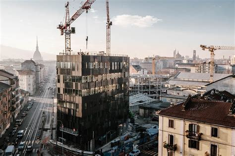 Cino Zucchi, Headquarter Lavazza, Torino