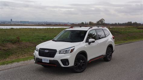 subaru forester sport  car magazine
