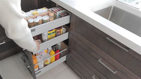 rangement cuisine armoires de rangement armoires de cuisine simard