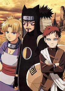 Temari, Kankuro and Gaara | Kankuro | Pinterest | Naruto ...