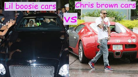 Lil Boosie Cars Collection by Lil Boosie Cars Vs Chris Brown Cars 2018