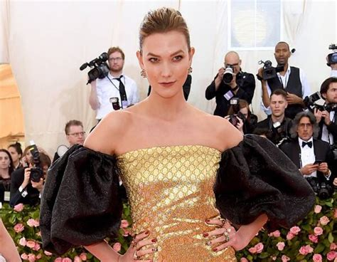 Karlie Kloss Shuts Down Pregnancy Rumors After Second